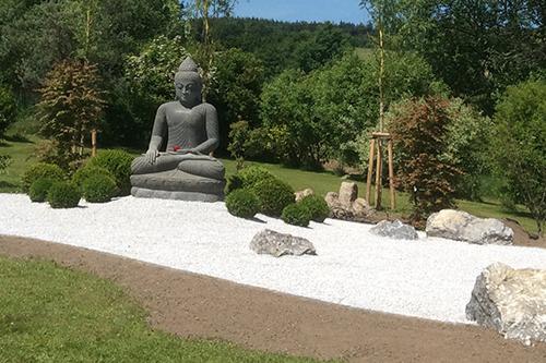 Riverstone Buddha