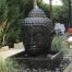 Buddha Kopf 100cm