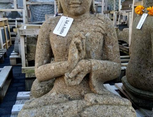 Buddha 80 cm – Art. Nr: BSI-80-5-GS