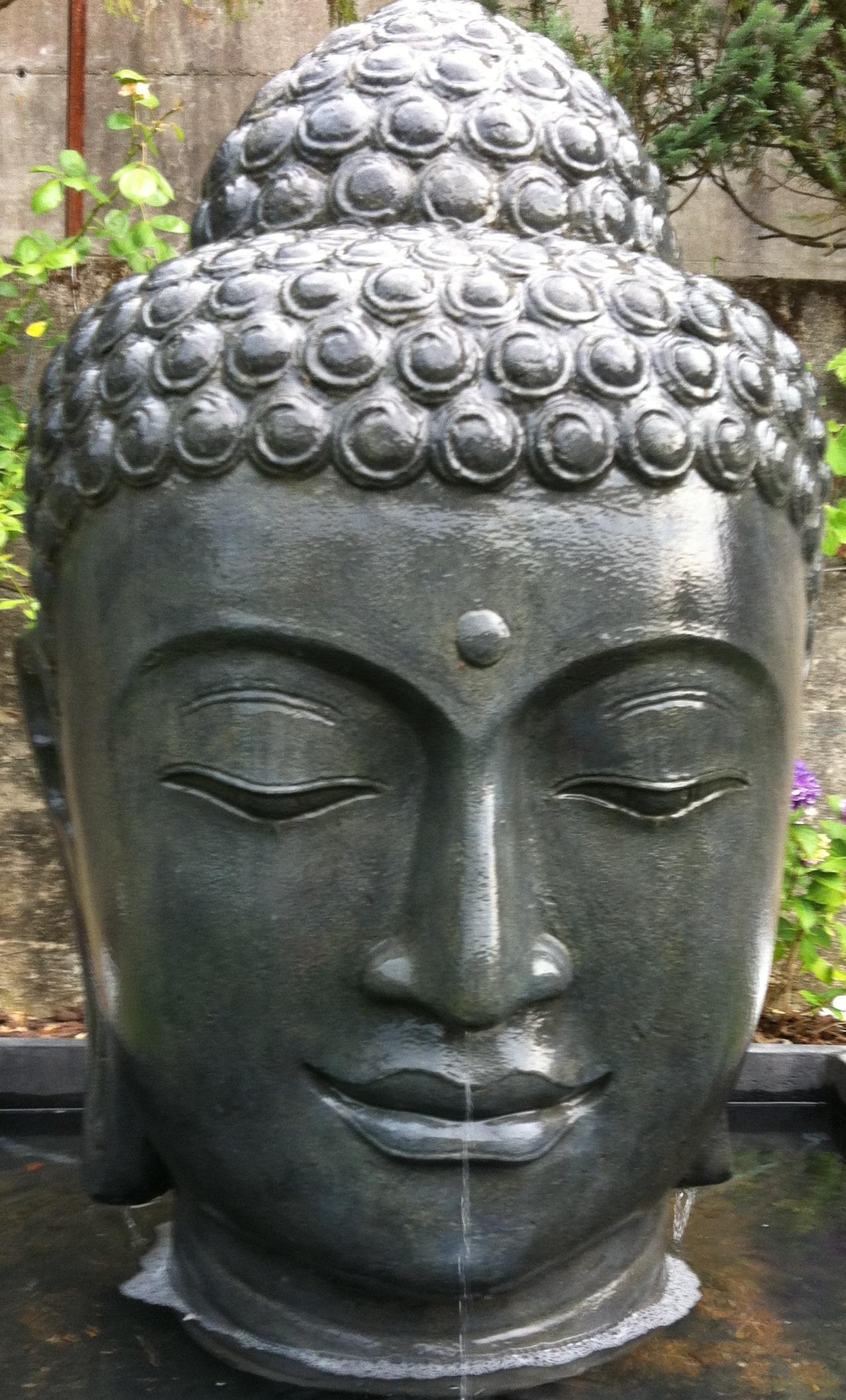 Buddha Kopf 125 cm