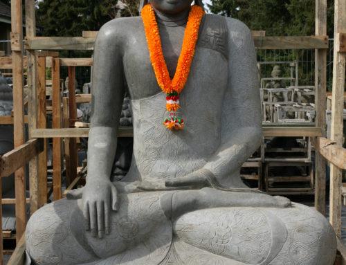 BIG BUDDHA – 235cm hoch – Art. BSI-235-1-RSN