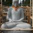 Buddha aus Riverstone