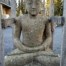 sitzender Buddha 80 cm