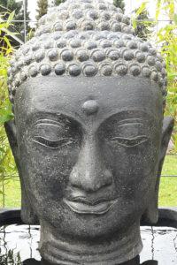brunnen buddha