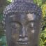 Buddha Brunnen Kopf
