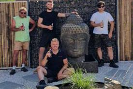 Buddha Brunnen